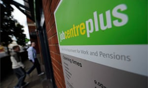 Jobcentre in Doncaster