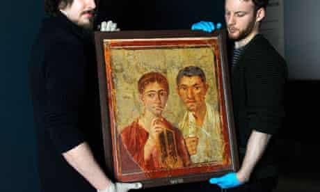 British Museum Pompeii show