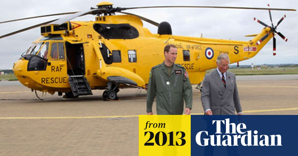 British search and rescue services to be run by US company