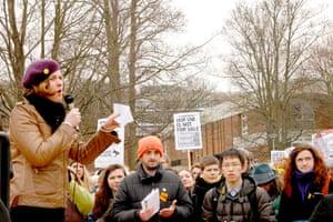 Sussex Protest: Sussex Protest