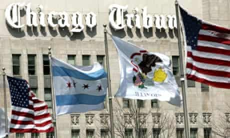 Chicago Tribune paywall