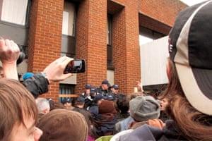 Sussex Protest: Sussex Protest 2