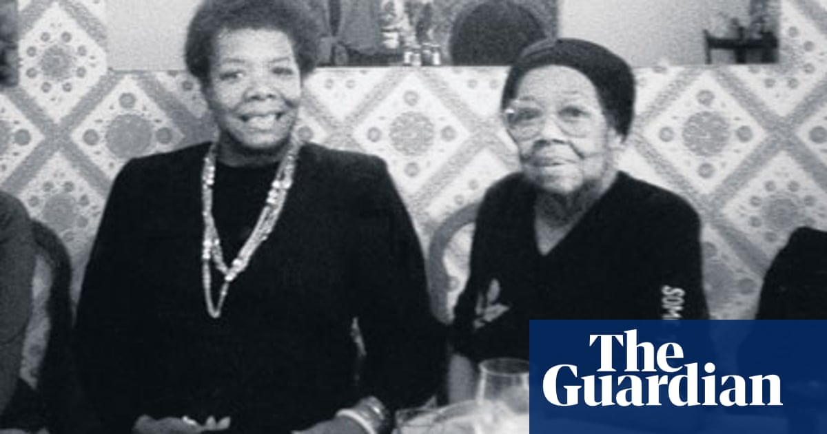 Maya Angelou: my terrible, wonderful mother | Books | The Guardian