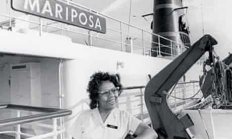 Maya Angelou's mother, Vivian Baxter