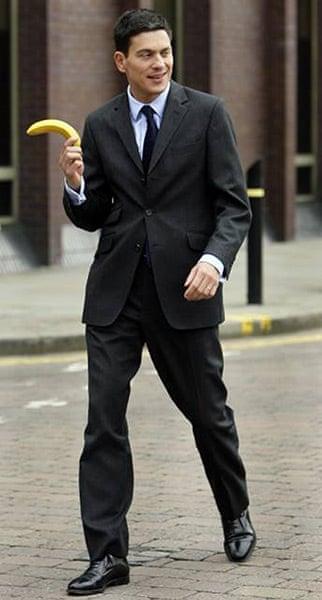 Image result for miliband banana