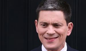 The UK's former Foreign Secretary David Miliband doesn't seem too sure of his decision to quit as a Member of Parliament and move to New York to work for the International Rescue Committee.
