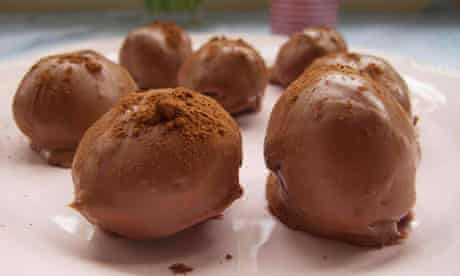 Felicity Cloake's perfect chocolate truffles