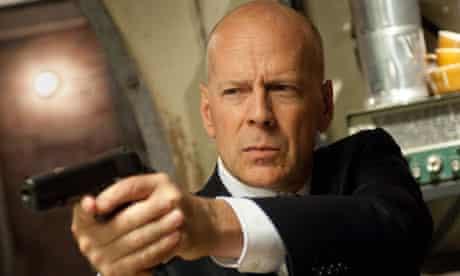 Bruce Willis in GI Joe 2