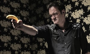During a slight lull in live photos, I thought I'd take the opportunity to wish Quentin Tarantino a happy birthday from all on Picture Desk Live. Here he is photographed at the Soho Hotel in London for the Observer Magazine in August 2009, holding a banana.