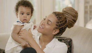 Ten best: Beyonce and daughter