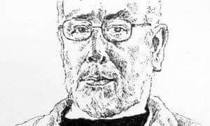 Ken Vail's self portrait