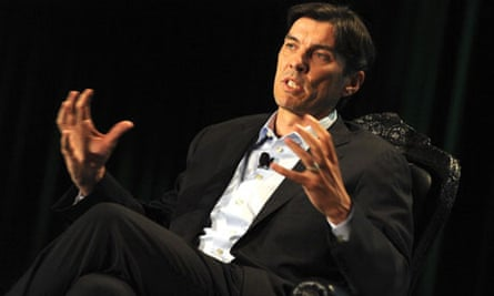 Tim Armstrong, chief executive officer of AOL