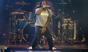 Lil Wayne in concert at the Molson Amphitheatre, Toronto, Canada - 04 Aug 2009