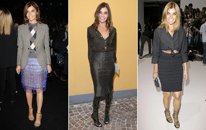 cef279471 The 50 best-dressed over-50s – in pictures