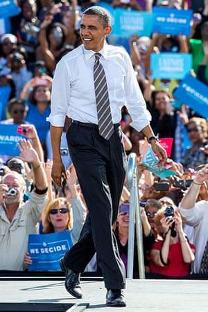 50 Over 50: Barack Obama