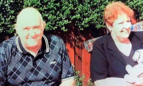 Robert and Patricia Seddon
