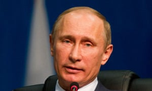 Vladimir Putin S Crackdown On Ngos Is Return To Rule By Fear World News The Guardian