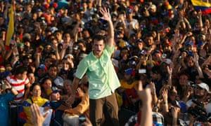 Presidential Elections Venezuela