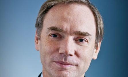 Chief executive of Centrica, Sam Laidlaw