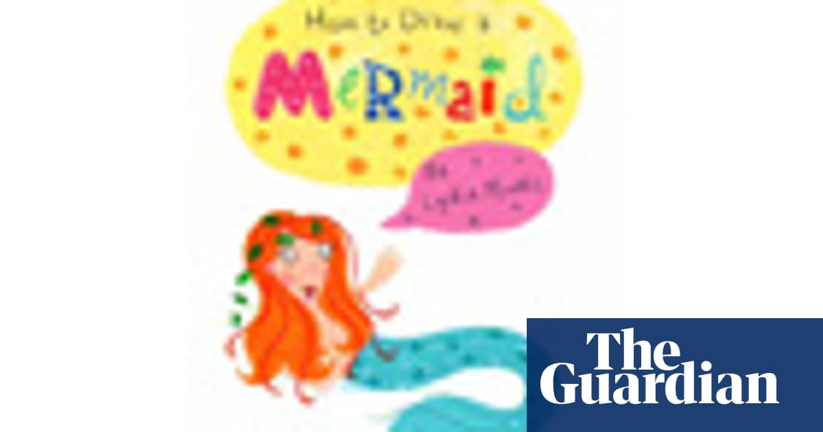 How to draw    mermaids | Children's books | The Guardian