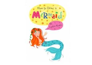How to draw a mermaid: Mermaid one