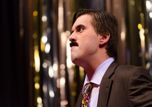 Autism photo project: Me as Basil Fawlty