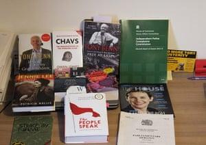 Autism photo project: A passion for politics reading