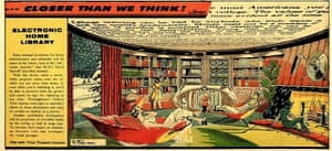 Electroni home Library Science Fiction 1959