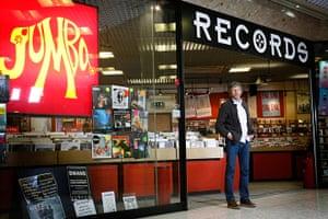 Record Shops: Jumbo Records