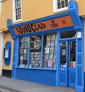 Record Shops: Soundclash Records Norwich