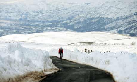 Snow in Yorkshire Dales