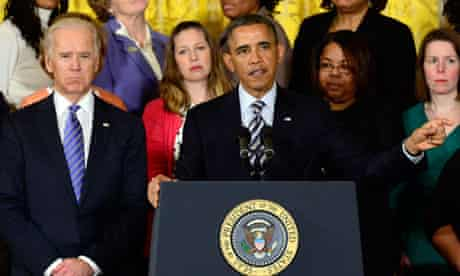 Obama Remarks on Gun Violence