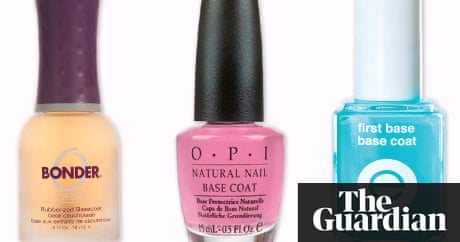 The best nail varnish barriers | Life and style | The Guardian