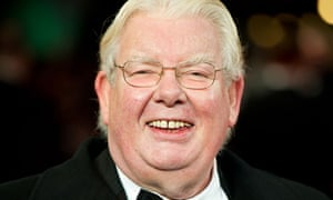 FILE - Actor Richard Griffiths Dies Aged 65