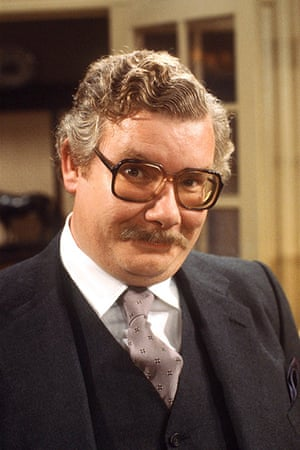 Richard Griffiths obit: 1981: Richard Griffiths In 'Nobody's Perfect'