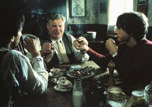 Richard Griffiths obit: 1987: Richard E Grant, Richard Griffiths and Paul McGann in 'Withnail And I