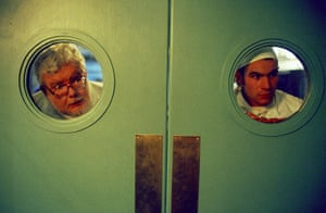 Richard Griffiths obit: 1994: TV series 'Pie in the Sky'