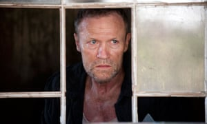Merle Dixon, played by Michael Rooker