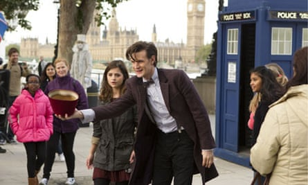 Doctor Who - The Bells of St John