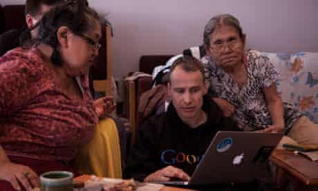 Google Street View braves Canadian Arctic