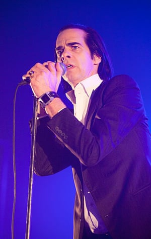 Adelaide Festival Day 3: Nick Cave and The Bad Seeds play a much anticipated gig