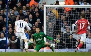 Tottenham v Arsenal: Spurs v Arsenal