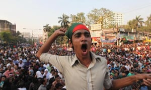 bangladesh protests