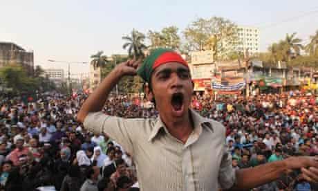 bangladesh protests