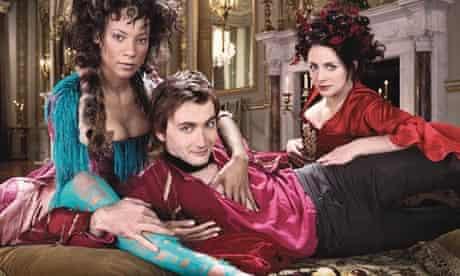 David Tennant as Casanova