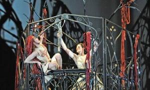 Rapunzel performed by BalletLORENT at Sadler's Wells Theatre