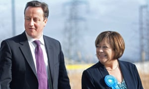 Prime Minister David Cameron Campaigns In Eastleigh Ahead Of By-election