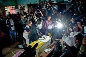 kenya elections: Prime Minister Raila Odinga