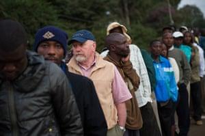 kenya elections: a white Kenyan
