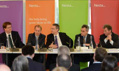 Launch of the What Works Network at Nesta